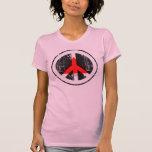 Peace In Brazil Minas Gerais T Shirts