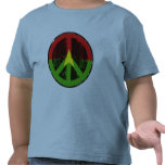 Peace In Burkina Tee Shirt