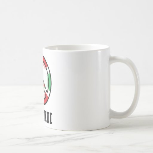 Peace In Burundi Classic White Coffee Mug