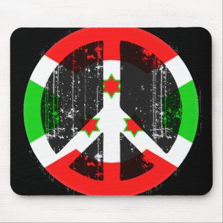 Peace In Burundi Mouse Mats