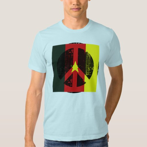 Peace In Cameroon T Shirt
