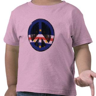 Peace In Cape Verde T-shirts