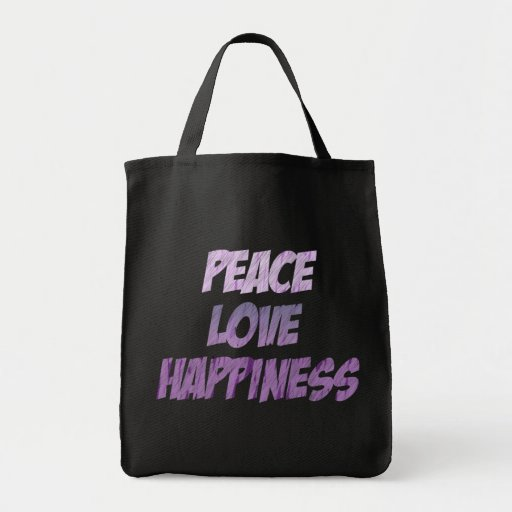 Peace in Chalk Bags