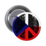 Peace In Czech Pins