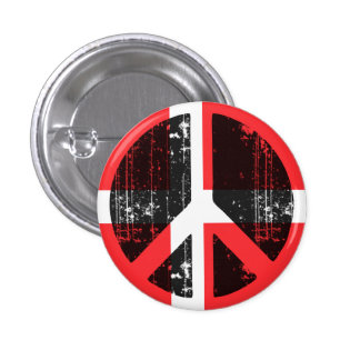 Peace In Denmark Button