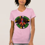 Peace In Dominica Tshirts