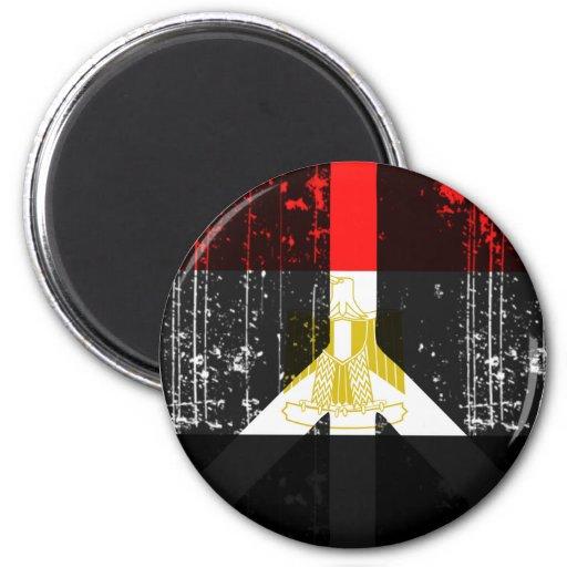 Peace In Egypt Fridge Magnets
