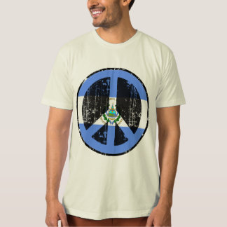 Peace In El Salvador T-shirt