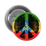 Peace In Ethiopia Pins