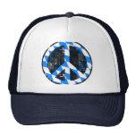 Peace In Germany Bavaria Trucker Hat