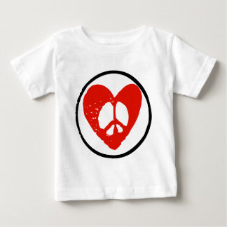 Peace in Heart Baby T-Shirt