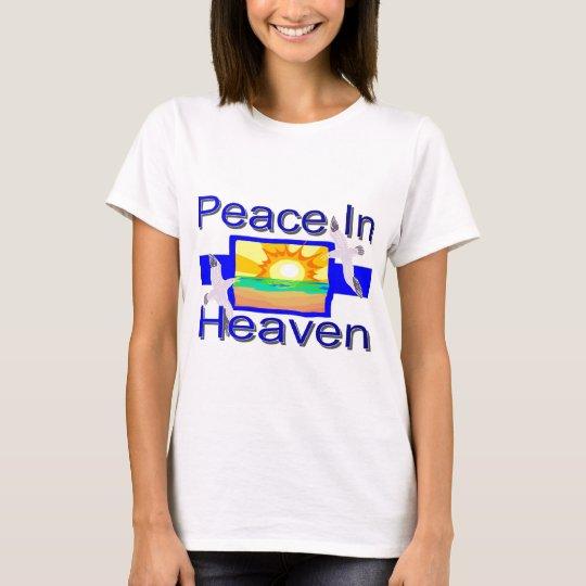 Peace in Heaven T-Shirt