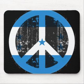 Peace In Honduras Mouse Mat