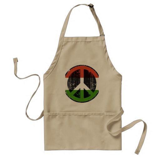 Peace In Hungary Aprons