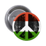 Peace In Hungary Pins