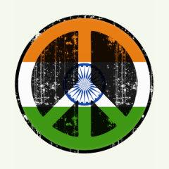 indian peace symbol