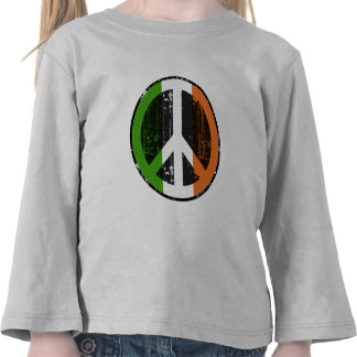 Peace In Ireland Shirts