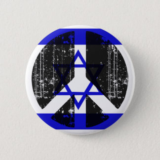 Peace In Israel Button