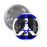 Peace In Israel Pins