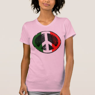 Peace In Italy T Shirt