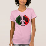 Peace In Italy Tees