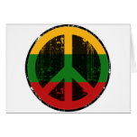 Peace In Lithuania Cards