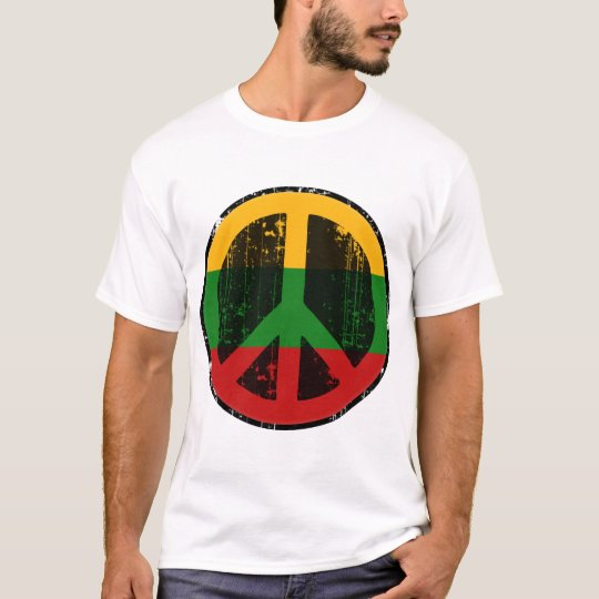Peace In Lithuania T-Shirt