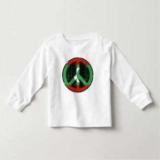 Peace In Maledives Shirt