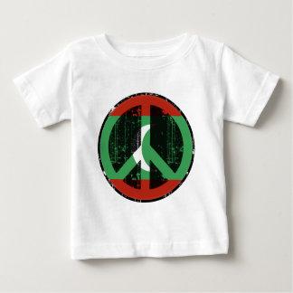 Peace In Maledives T-shirt