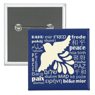 PEACE in many languages button