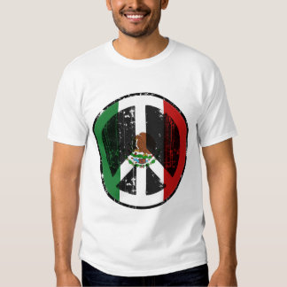 Peace In Mexico T-Shirt