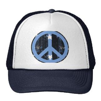 Peace In Micronesia Trucker Hat