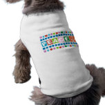 Peace in Mind Dog Tee