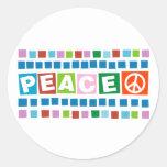 Peace in Mind Sticker
