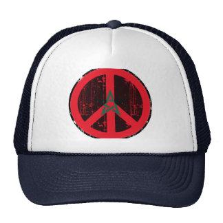 Peace In Morocco Trucker Hats