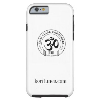 Peace in Music iPhone Case