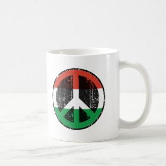 Peace In Netherland Dutch Mug