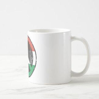 Peace In Netherland Dutch Coffee Mugs