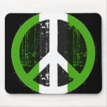 Peace In Nigeria Mouse Pads