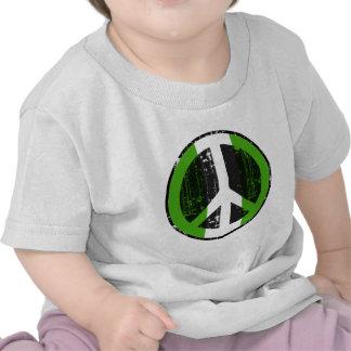 Peace In Nigeria Tee Shirt