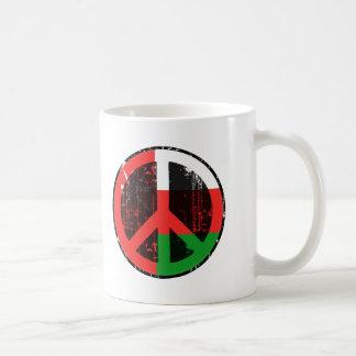 Peace In Oman Classic White Coffee Mug