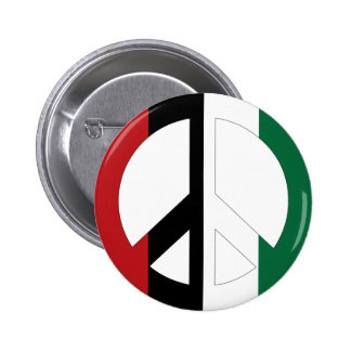 Peace in Palestine Pinback Buttons