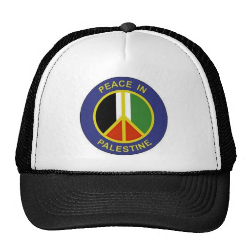 Peace in Palestine Hat