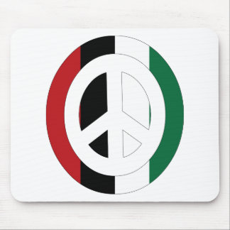 Peace in Palestine Mouse Pad