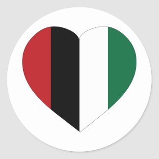 Peace in Palestine Stickers