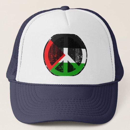 Peace In Palestine Trucker Hat
