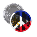Peace In Philippines Pinback Button