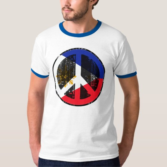 Peace In Philippines T-Shirt