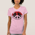 Peace In Singapore Tshirts