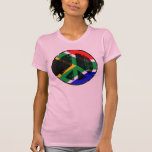 Peace In South Africa Tshirts